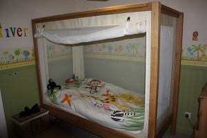 Safe Bed For Special Needs Child